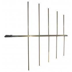 Vertical Polarization 5 - 8 elements FM Log Antennas with 6-7.5dbd gain