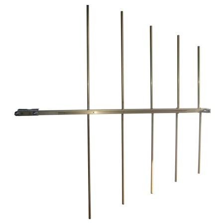 Verticale polarisatie FM Yagi Antennes 6-7.5dbd gain