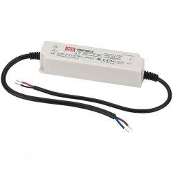 LED-switch-mode PSU, voor binnen en buiten (IP67)