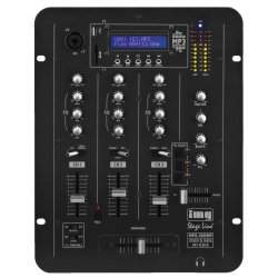 IMG -Stage Line | Monacor Stereo DJ mixer MPX-30-DMP