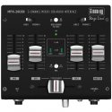 IMG -Stage Line | Monacor 3-channel stereo DJ mixer, with USB interface. Plug and mix