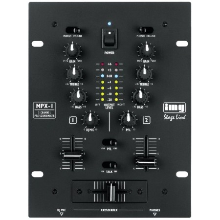 IMG-Stage Line MPX-1-SW Stereo DJ mixer