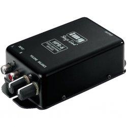 Efficiënte stereo hoofdtelefoon versterker, Stereo RCA ingang