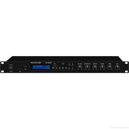 IMG-Stage Line | Monacor Stereo amplifier, 140 W SA-130DMP
