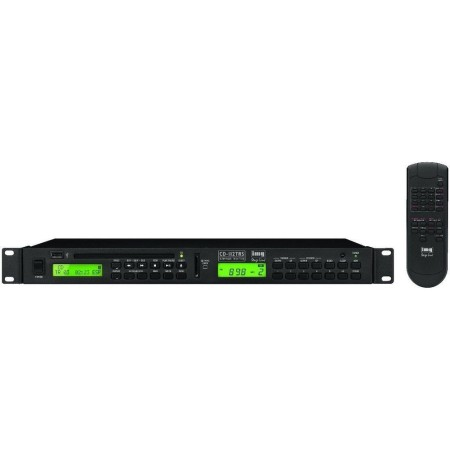 IMG-Stage Line CD and MP3 player FM AM Tuner CD-112-TRS