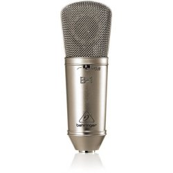 BEHRINGER SINGLE DIAPHRAGM CONDENSER MICROPHONE B-1