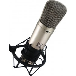 BEHRINGER SINGLE DIAPHRAGM CONDENSER MICROPHONE B-2 PRO