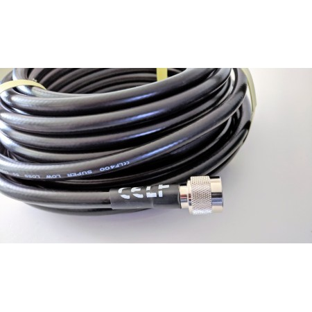 CELF 400 LOW LOSS COAX CABLE