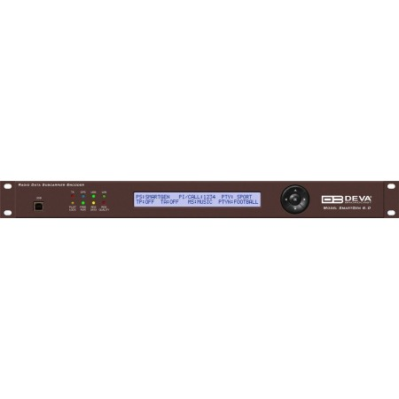 SmartGen 6.0 UECP Compatible RDS-RBDS Encoder