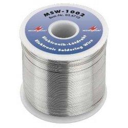 Monacor Lead-free electronic soldeertin wire MSW-1002