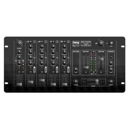 IMG-Stage Line MPX 205 SW Stereo DJ mixer