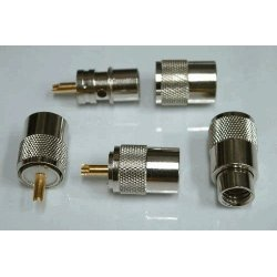 PL259 / UHF-Male twist-on voor A E H L (10 pieces)