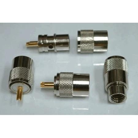 PL259 / UHF-Male twist-on voor A E H L (10 stuks)