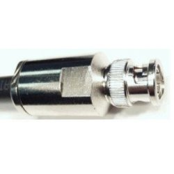 BNC connector Male ( 10 stuks )