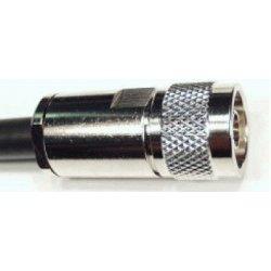 N-connector Male voor AIRCELL7 kabel (10 stuks)