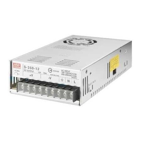 PS-350/12: output current 29A
