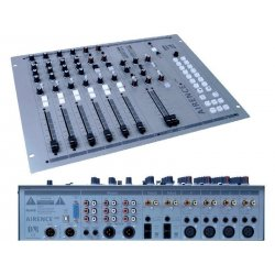 D&R AIRENCE Analoge Productie Broadcast Console