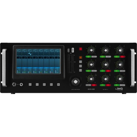 16-channel digital audio mixer DELTA-160R