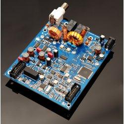 AMMAX3000+ HAM 40m-80m + 3-key LCD display transmitter