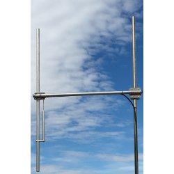 DMR-DP-500 FM Dipool antenne breedband