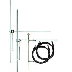 2 bays antenna system, broadband DMR-DP-500- 2