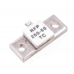 50 ohm 250W flange mount RF terminating resistor