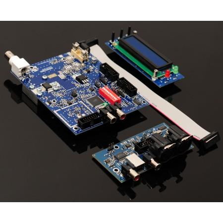 FM stuurzender STMAX-1000  Stereo, RDS en  LCD display