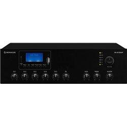 Monacor PA-812 DAP class D PA mixing amplifier