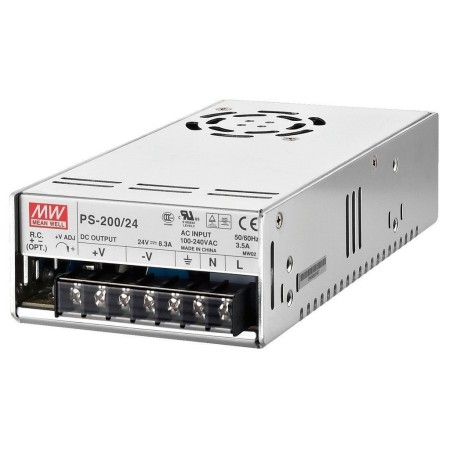 24 V built-in PSU PS-200/24