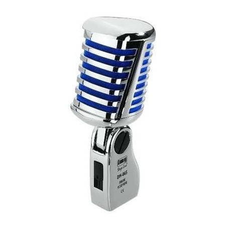 IMG-Stage Line DM-065 Nostalgic dynamic microfoon