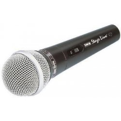 IMG-Stage Line DM-1100 Dynamic microphone, for speech and vocals