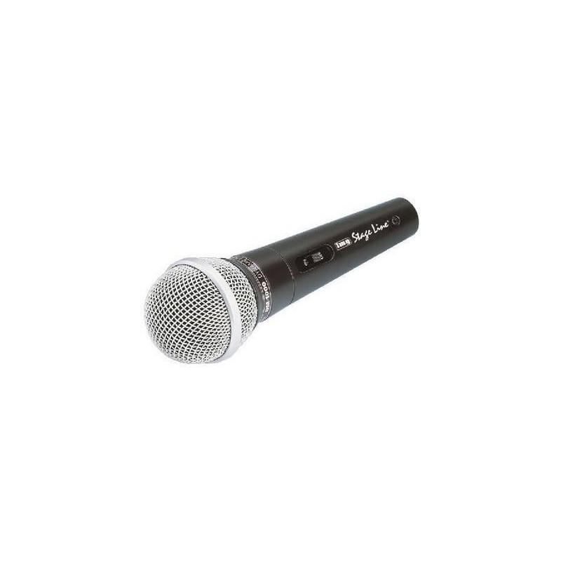 img stage line dm 1100 dynamic microphone for speech and vocals dmr electronics. Black Bedroom Furniture Sets. Home Design Ideas
