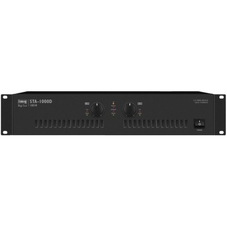 IMG-Stage Line STA-1000D Professional stereo PA amplifier