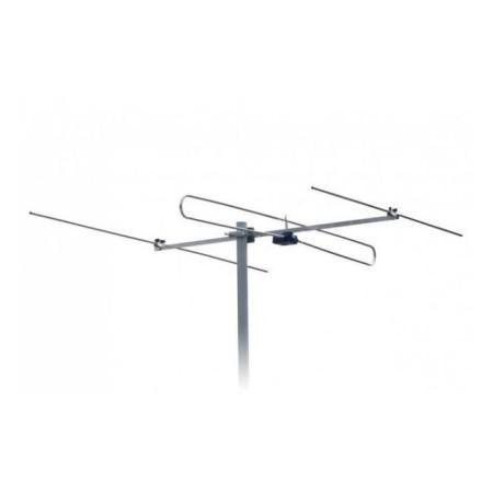 3-element LPFM YAGI FM antenna