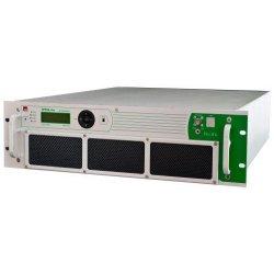 TEM 1000 W FM Zender in 3 unit 19inch rack MPX input