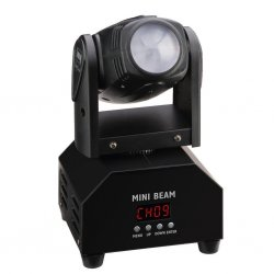 Mini LED beam moving head