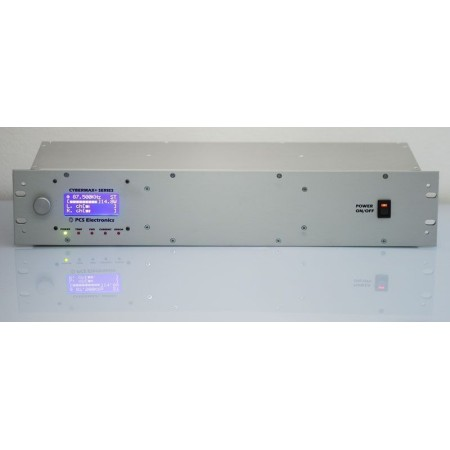 SE6000 stereo DSP processor | RDS FM encoder in 19 inch rack