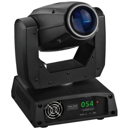 Compact LED beam moving head 20 W LED beam